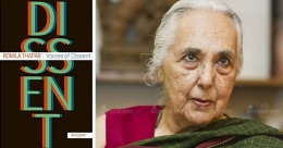 History of dissent explored by Romila Thapar in new book