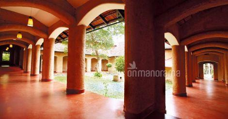 Revathy Kalamandir - An Architectural Marvel