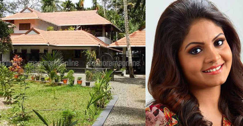 Tv Star Gayathri S House Is Modern Yet Traditional Video House Home Decor Lifestyle Architect Architecture Tv Star Gayathri Onmanorama