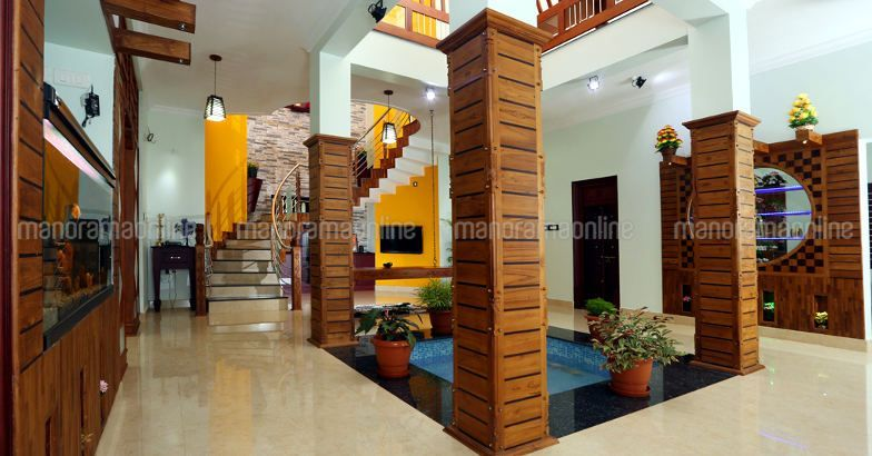 This Kerala Model Smart Home In Kozhikode Is A Picture Of Sophistication Home Decor Design Kozhikode House Decor Home Decor Homestyle Lifestyle News