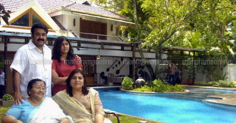 Welcome to Mohanlal's home!
