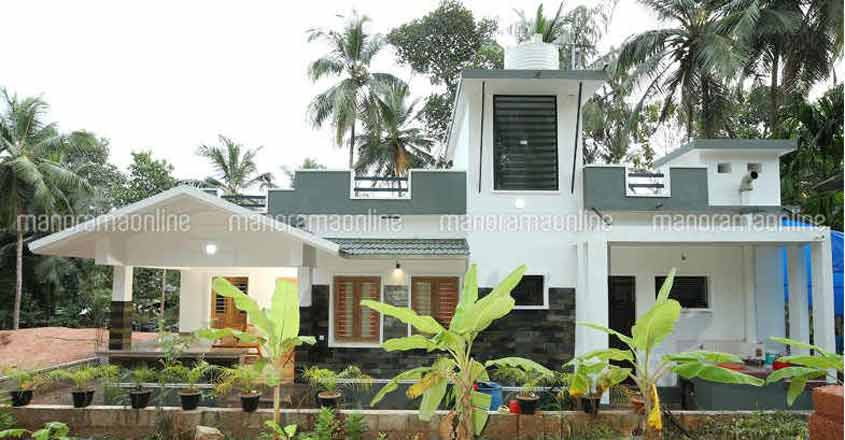 How To Raise A House In Just Rs 15 Lakh Low Budget House Cost Effective House House Built With 15 Lakhs Cheap House Low Budget Construction Free 24 36 house plans 24 x 30 1 bedroom house plans oconnorhomesinc com amusing 28x36 house. rs 15 lakh low budget house