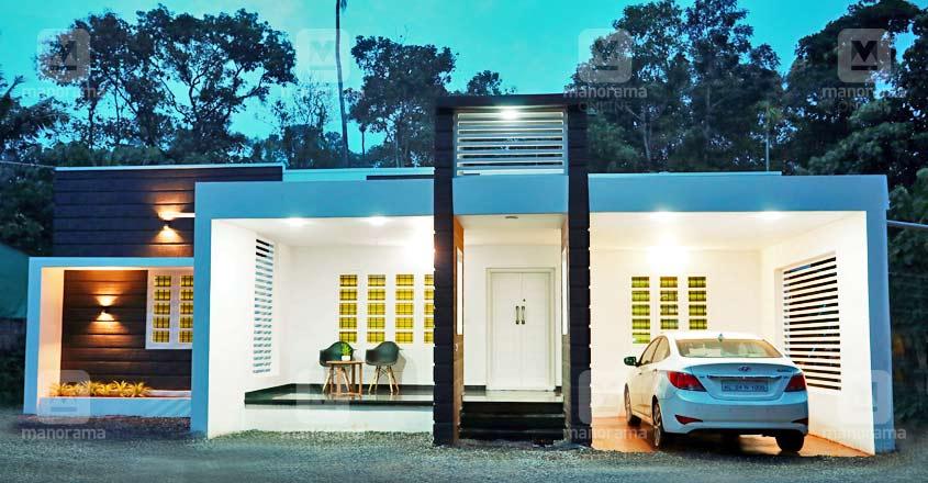 30-lakh-house-muvattupuzha-night