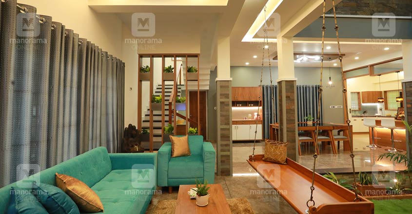This Kolencherry House Is A Perfect Abode For Upper Middle Class Family Lifestyle Decor English Manorama