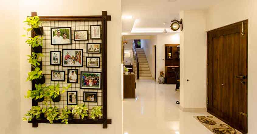 How To Deck Up Aesthetics Of Interiors By Vertical Garden Lifestyle Decor English Manorama