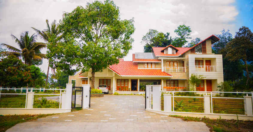 House in Kattappana