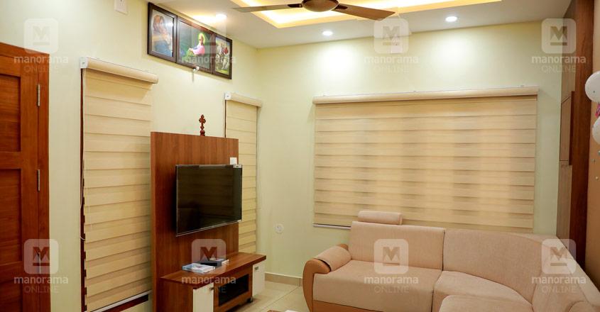 Koothattukulam renovated house-3