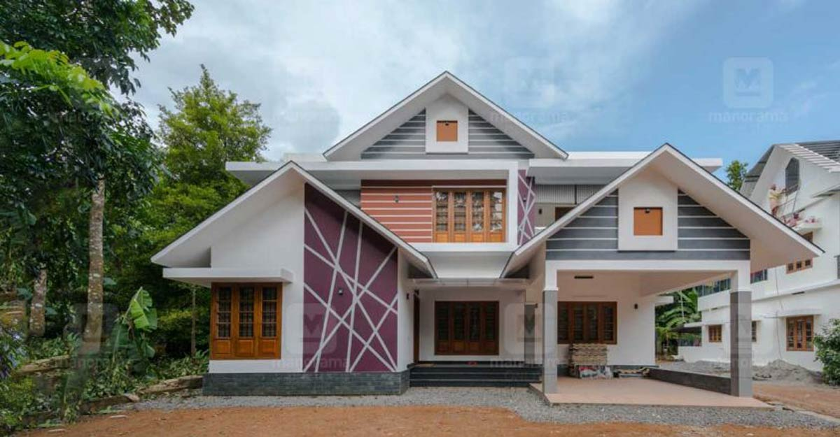 house angamaly beautiful