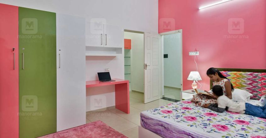 cute-house-thiruvalla-bed