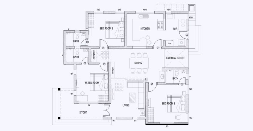 single-storeyed-house-thrissur-plan