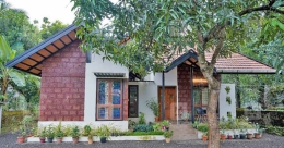 A cost effective Manjeri house that celebrates traditional architecture