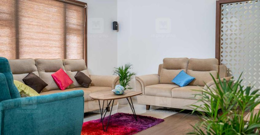 This classy fusion house in Nilambur is a dream come true for its NRI owner