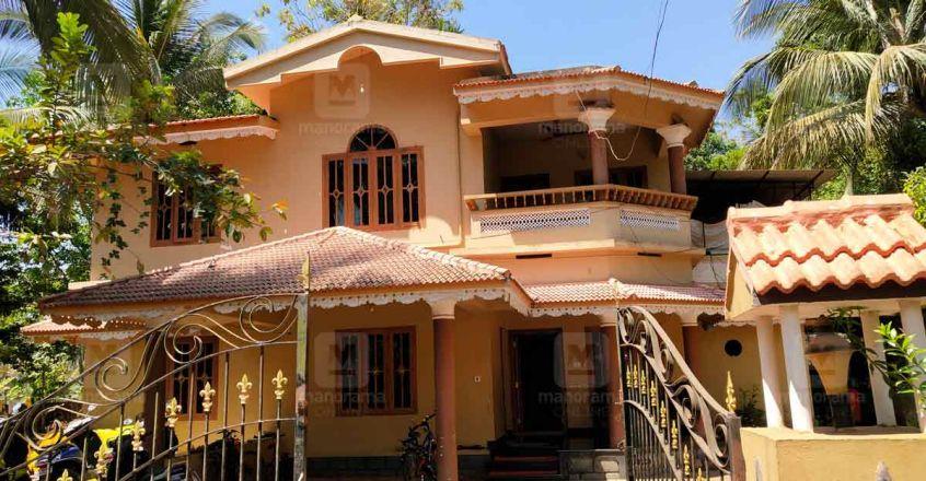 old-nilambur-home