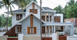 This elegant mansion in Nilambur is all new after renovation