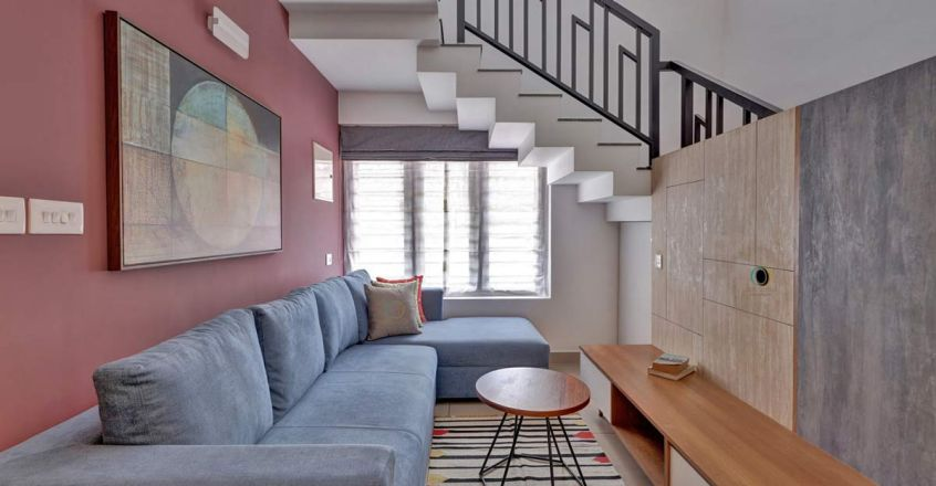 Guests Are Awestruck By This Space Efficient House In Thrikkakara Lifestyle Decor English Manorama