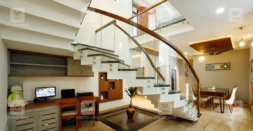 riverside-home-calicut-stair