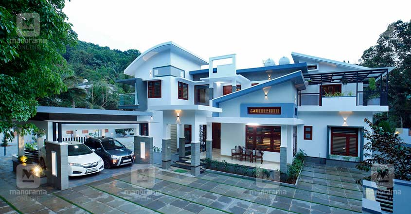 Kozhikode mansion