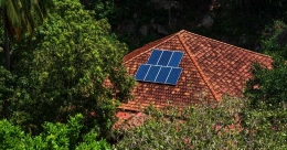 Install solar panels, be self-sufficient in power needs; it's feasible