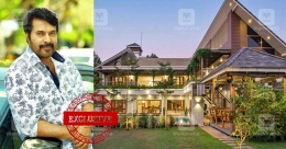 Meet real owner of luxury mansion faked as Mammootty's house