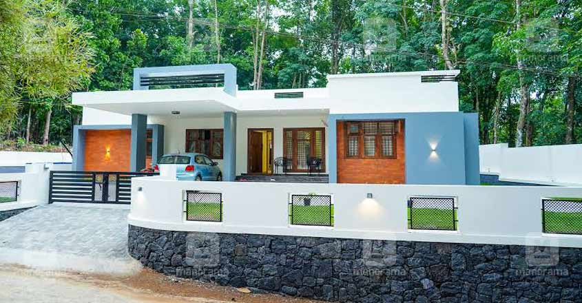 Brilliant Design Of This Single Storey Pala House Is Truly Inspirational Lifestyle Decor English Manorama