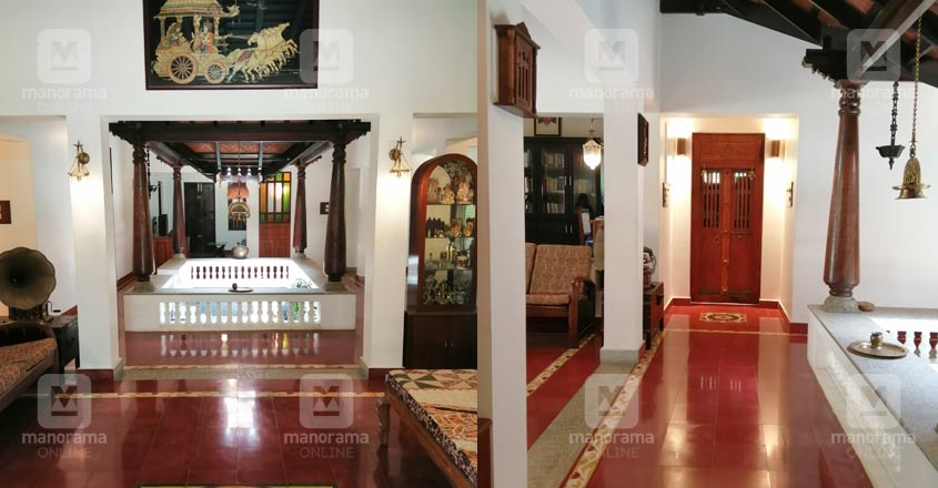 Classy Elegant This Thrissur Naalukettu Exudes A Traditional Charm Lifestyle Decor English Manorama