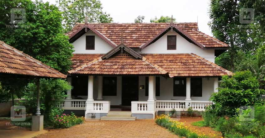 Traditional house in Thrissur
