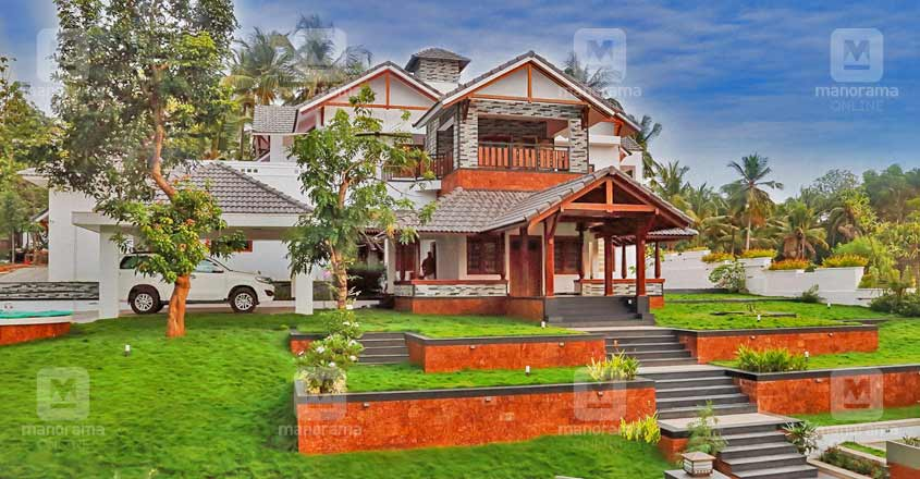 Thrissur house