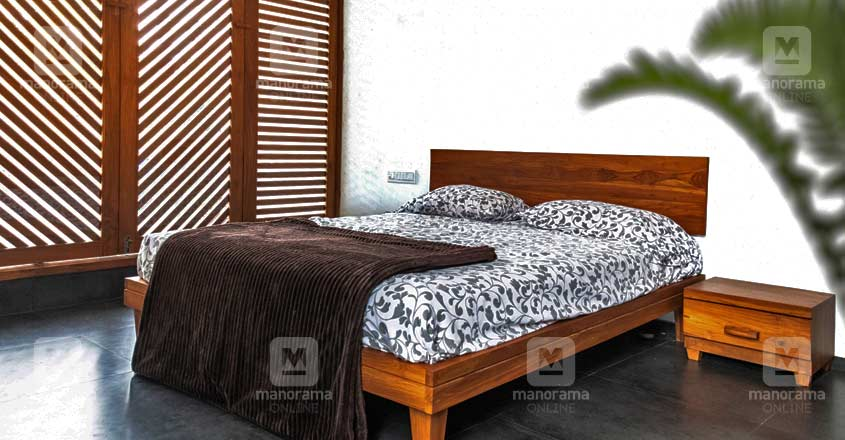 minimal-house-nilambur-bed