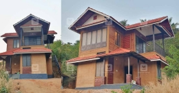 Cool interiors are highlights of this eco-friendly farm house in Palakkad