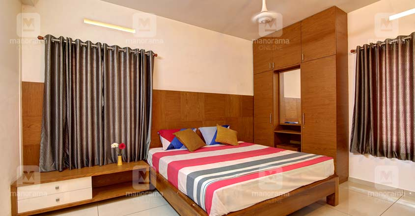 5-cent-home-trivandrum-bed