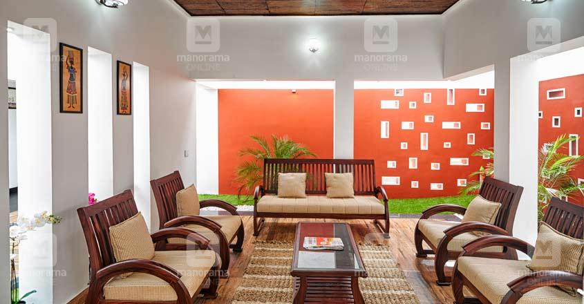 nri-house-paruthumpara-living