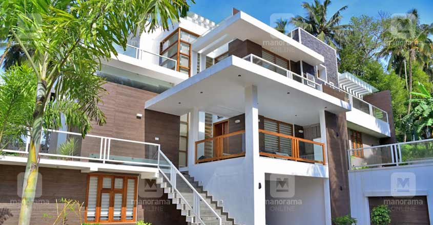 House in Mahe