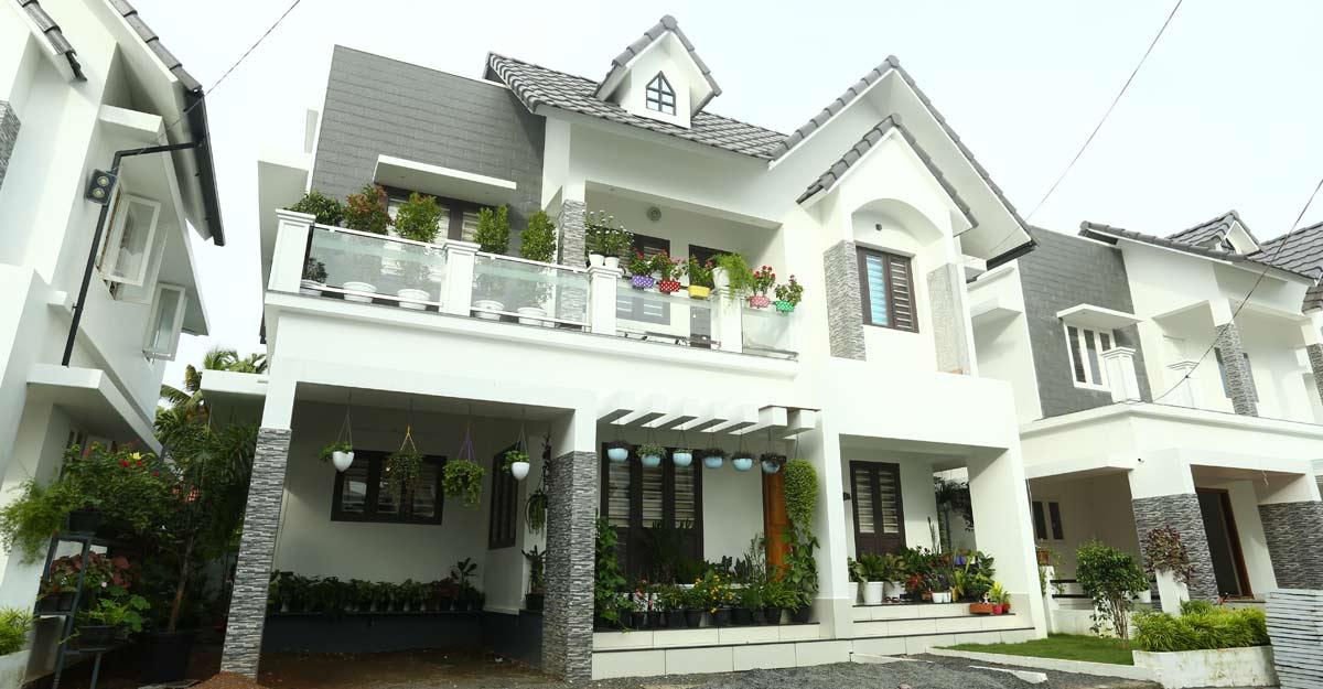 Kalamassery villa