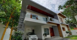 Elegant TVPM house with modern facilities is full of surprises inside