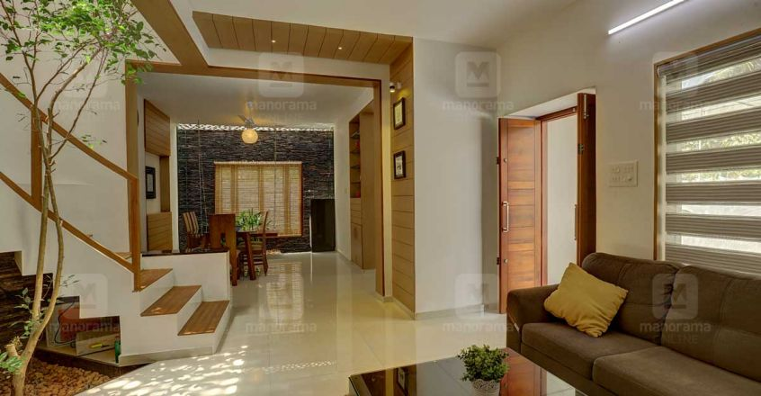 Elegant Tvpm House With Modern Facilities Is Full Of Surprises Inside Lifetyle Decor English Manorama