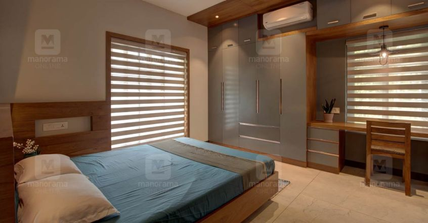 guruvayur-new-house-bed