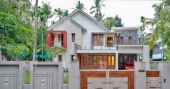 Chic design makes this NRI house in Kannur a spectacle of uniqueness