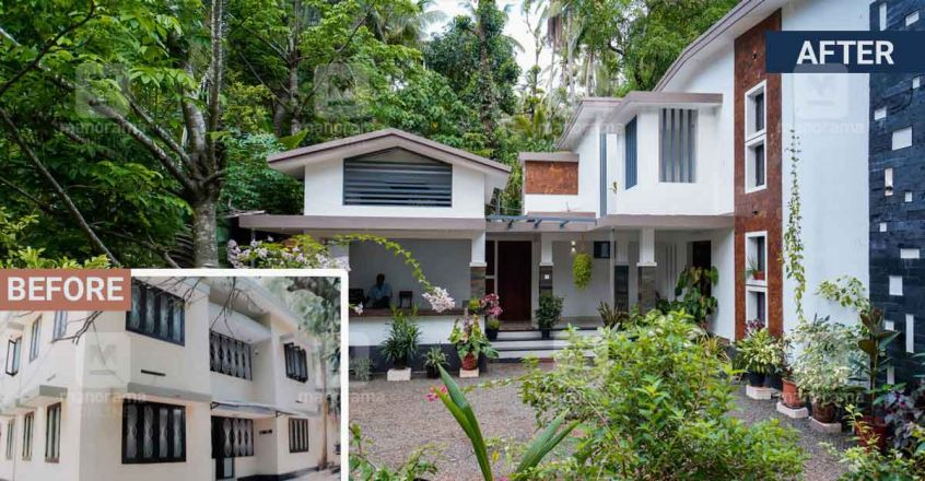 A Malappuram house 'turns' around, wins applause for great design