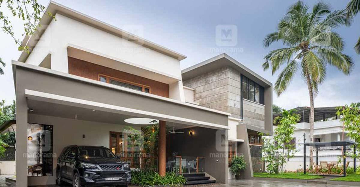 mahe house
