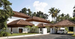 Thrissur mansion celebrates the majesty of traditional Kerala architecture