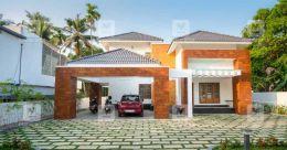 Elegant exteriors, cool interiors make this Aluva house special