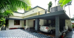 Old Kothamangalam house renovated, turns classy and modern
