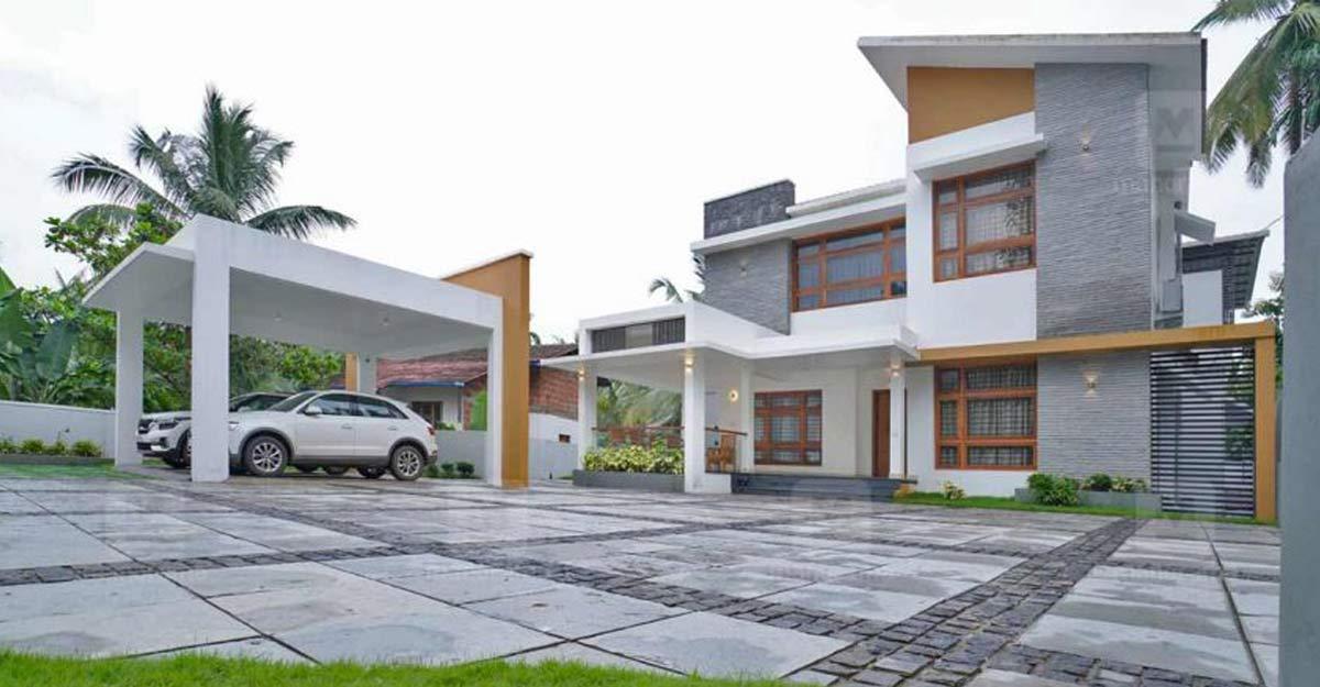areekode house