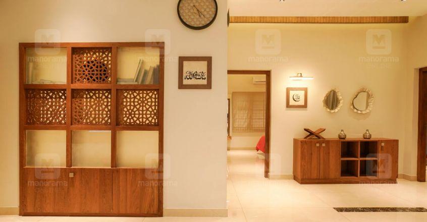 Areekode House interior