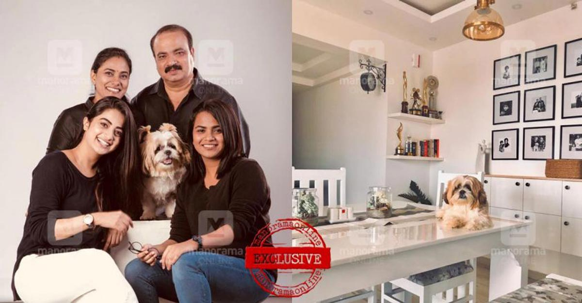 Namitha Pramod's new flat