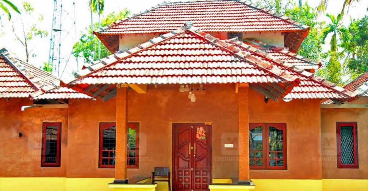 renovated traditional house thrissur