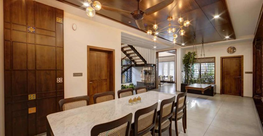 A Designer S Dream Home That Serves As A Model To His Clients Lifestyle Decor English Manorama