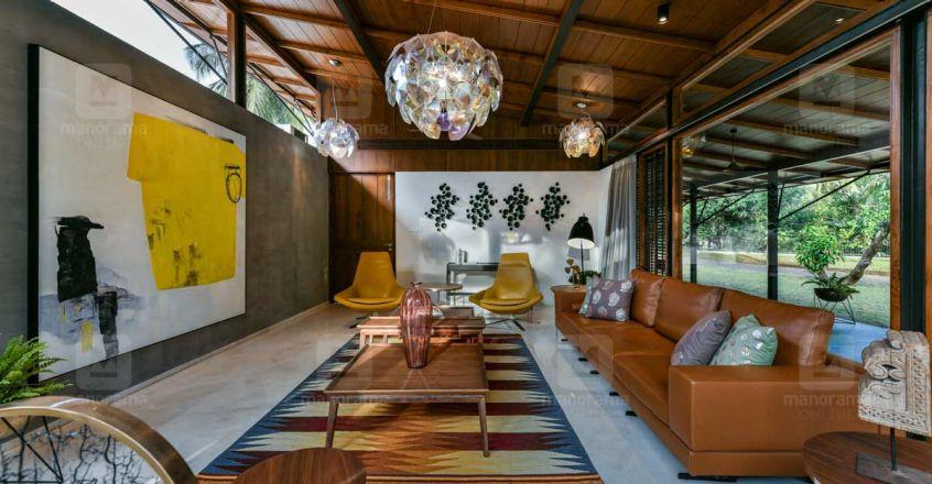 super-house-edavanna-living