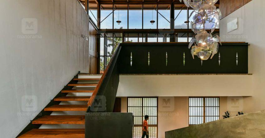 super-house-edavanna-stair