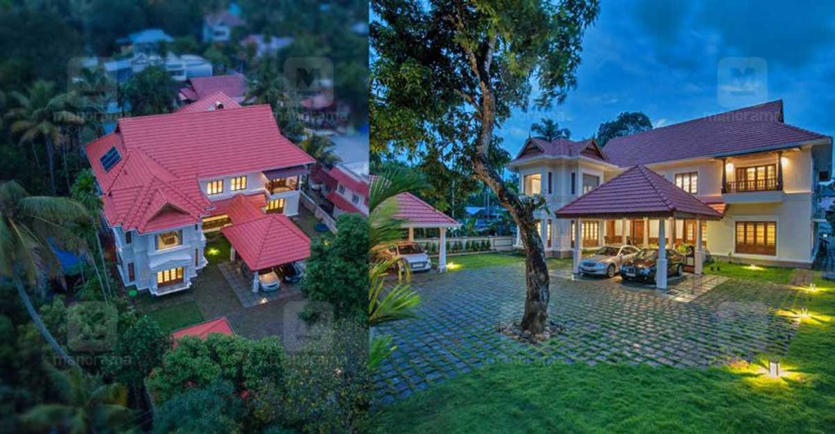 Alappuzha mansion reigns supreme as a dream haven in every sense